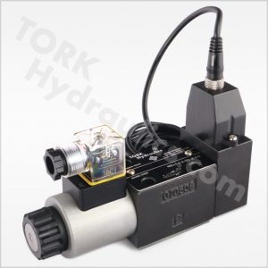 4WEJ series solenoid directional control valves torkhydraulics
