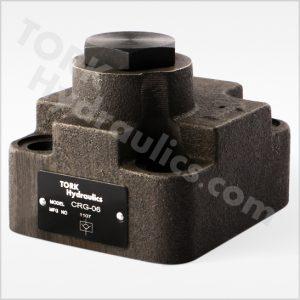 CRG series Orthogonal check valves tork hydraulics