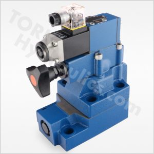 DA-serie-spilot-operated-unloading-valves-DAW-series-solenoid-operated-unloading-valves-tork-hydraulics