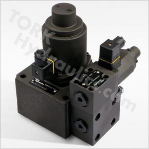 EBDG series proportional pressure and flow control valves tork hydraulics