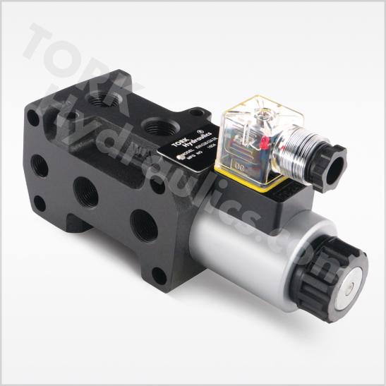 KVHseries-solenoid-serial-mounting-directional-valves-Technical-torkhydraulics