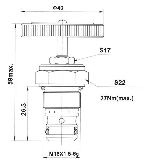LT LTC series flow control valves LT04-00-00 torkhydraulics
