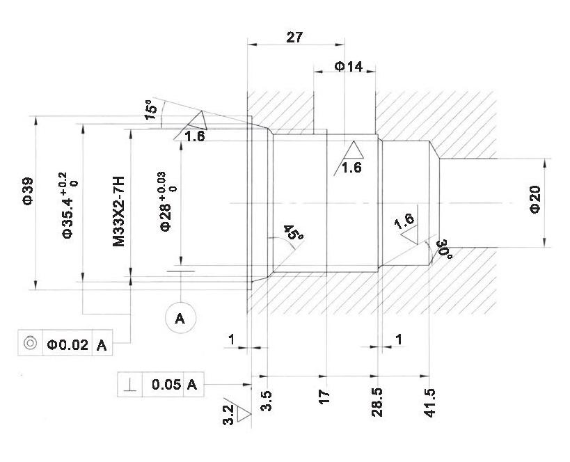 LT LTC series flow control valves LT12-00-00 cavity dimensions torkhydraulics