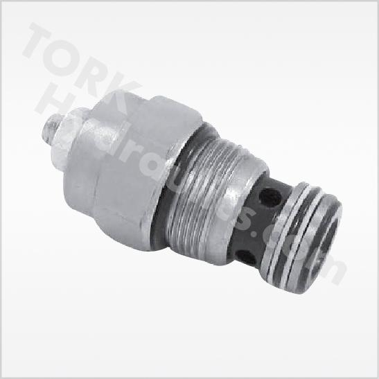 LT- LTC series flow control valves LTC06-00-00 torkhydraulics