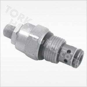 LT- LTC series flow control valves LTC08-00-00 torkhydraulics