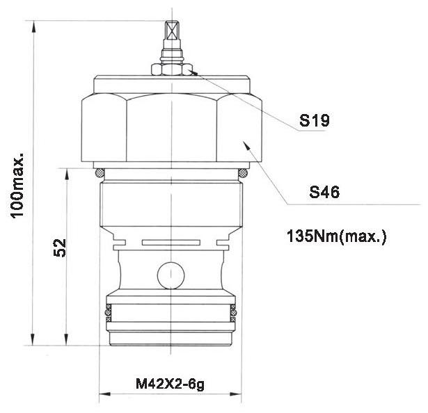 LT LTC series flow control valves LTC16-00-00 torkhydraulics
