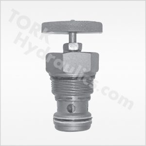 LT- LTC series flow control valves LTC16-00-00 torkhydraulics