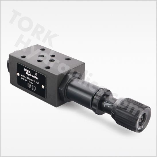 MBRV series modular reducing valves