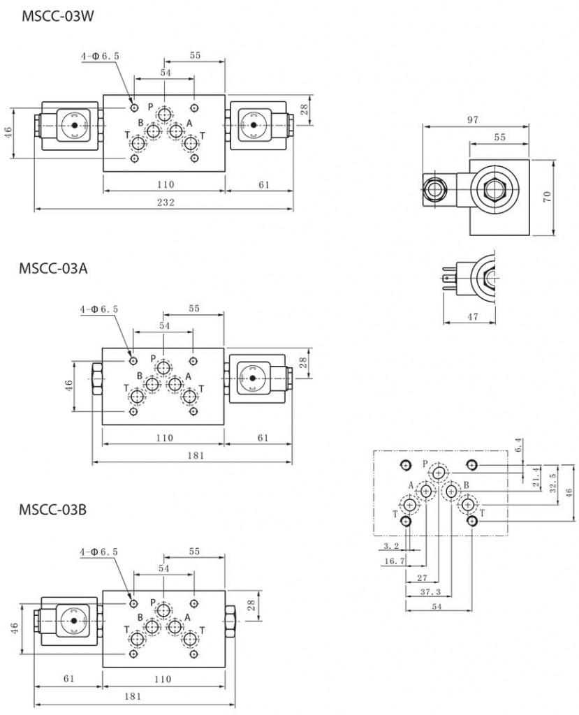 MSCC-series-modular-solenoid-two-way-check-valves-Dimensions2