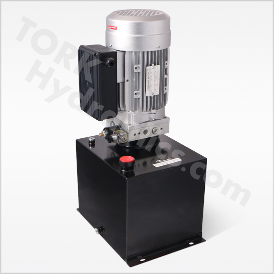 TH1 Vertical Compact hydraulic power packs torkhydraulics