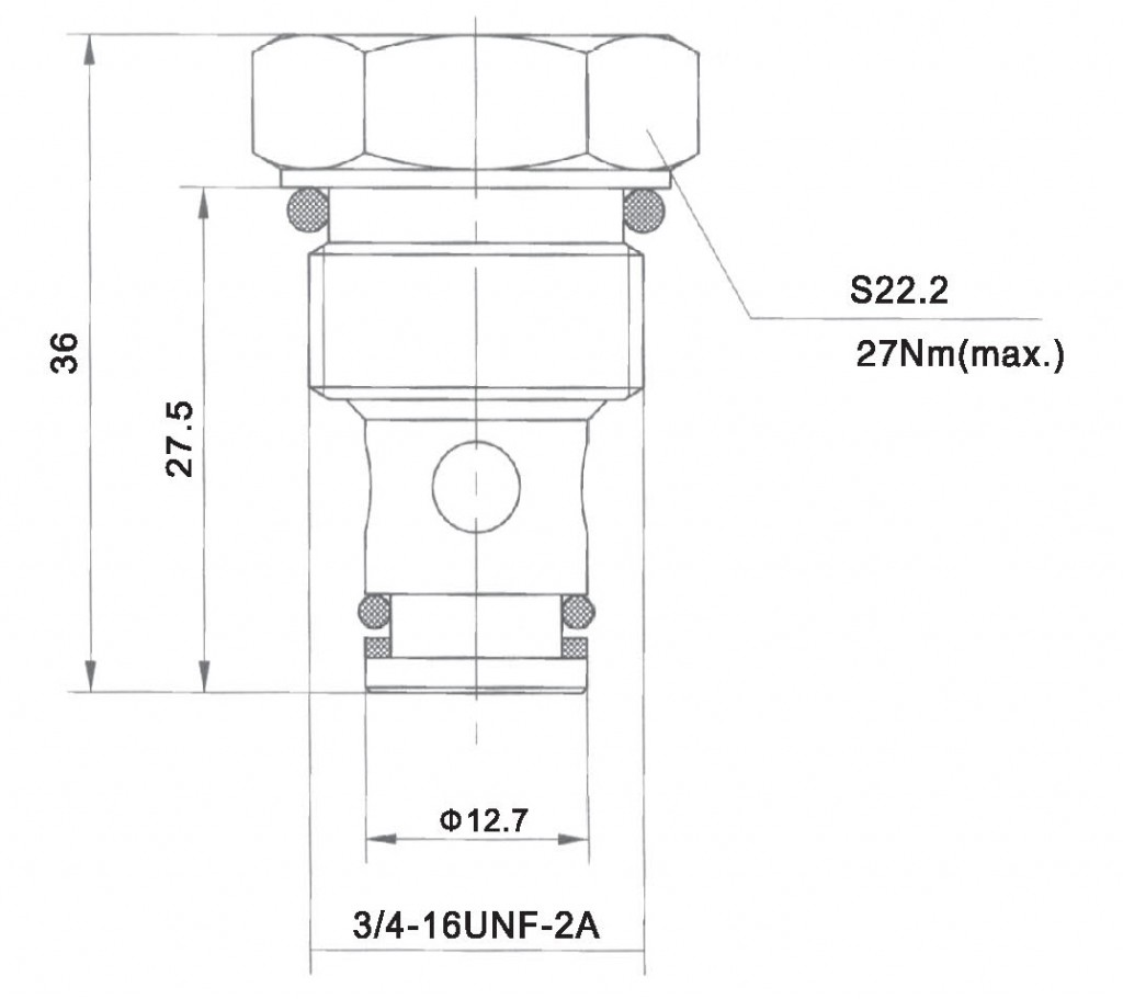 LCV06-02-00 dimensions torkhydraulics