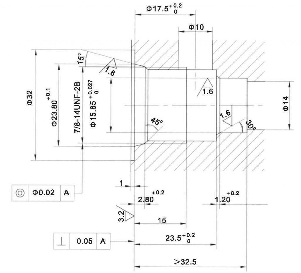 LCV10-05-00 cavity dimensions torkhydraulics