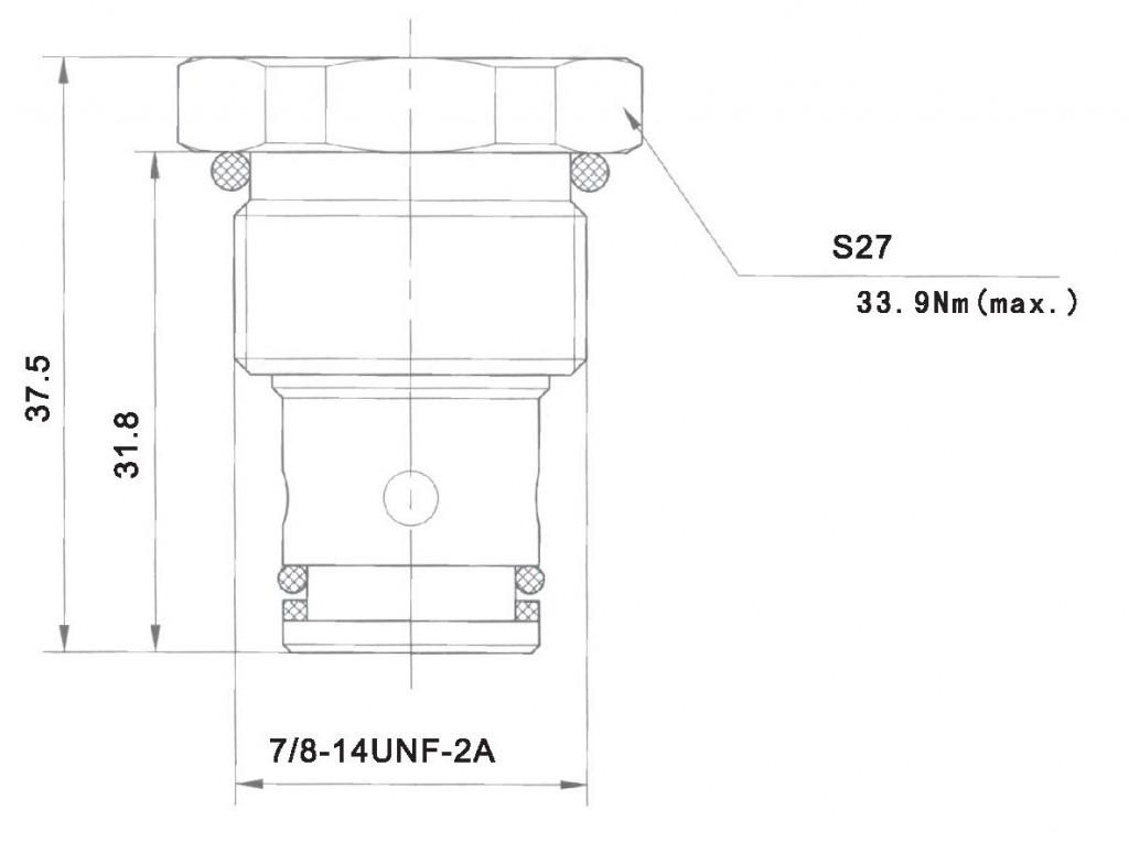 LCV10-05-00 dimensions torkhydraulics