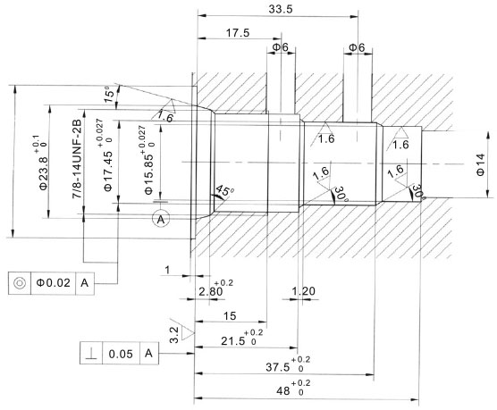 Three-way,two-position-HLSV-08-230-00-Cavity-dimensions-torkhydraulics