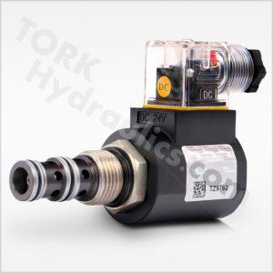 Three-way,two-position HLSV-08-230-00 torkhydraulics