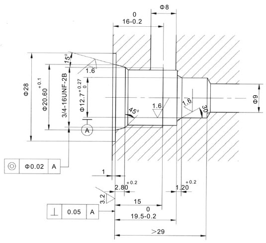 Two-way,two-position-HLSV-06-220-01-Cavity-dimensions-torkhydraulics