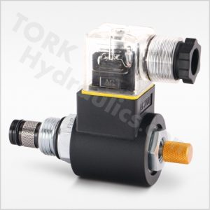 Two-way,two-position HLSV-06-220S tork hydraulics