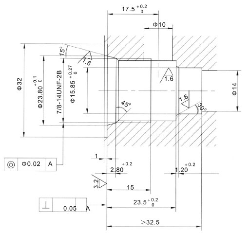 Two-way,two-position-HLSV-08-220A-00-Cavity-dimensions-torkhydraulics