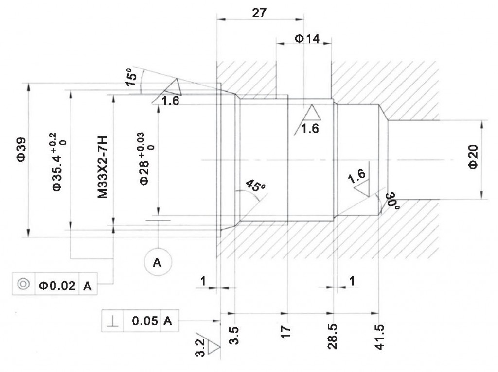 LCV12-01-00 cavity dimensions torkhydraulics