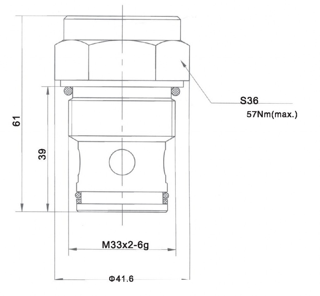 LCV12-01-00 dimensions torkhydraulics