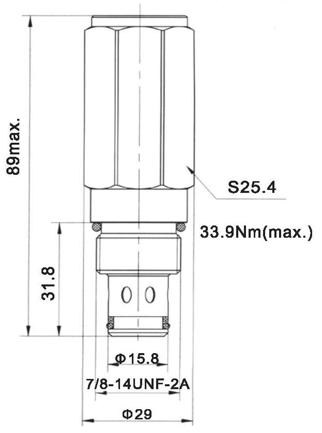 LR20-06-00 dimensions torkhydraulics