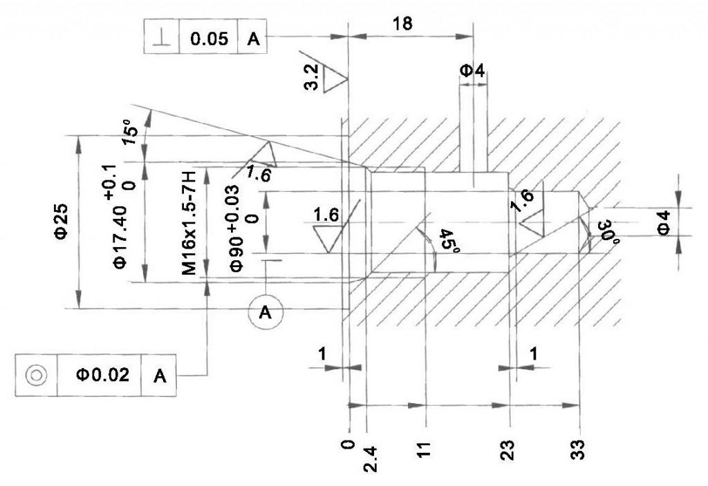YF-04-01 cavity dimensions torkhydraulics