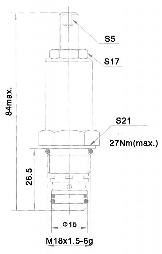 YF-04-02 dimensions torkhydraulics