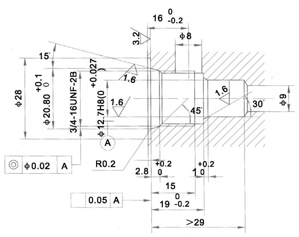 YF-06-00-00 cavity dimensions torkhydraulics