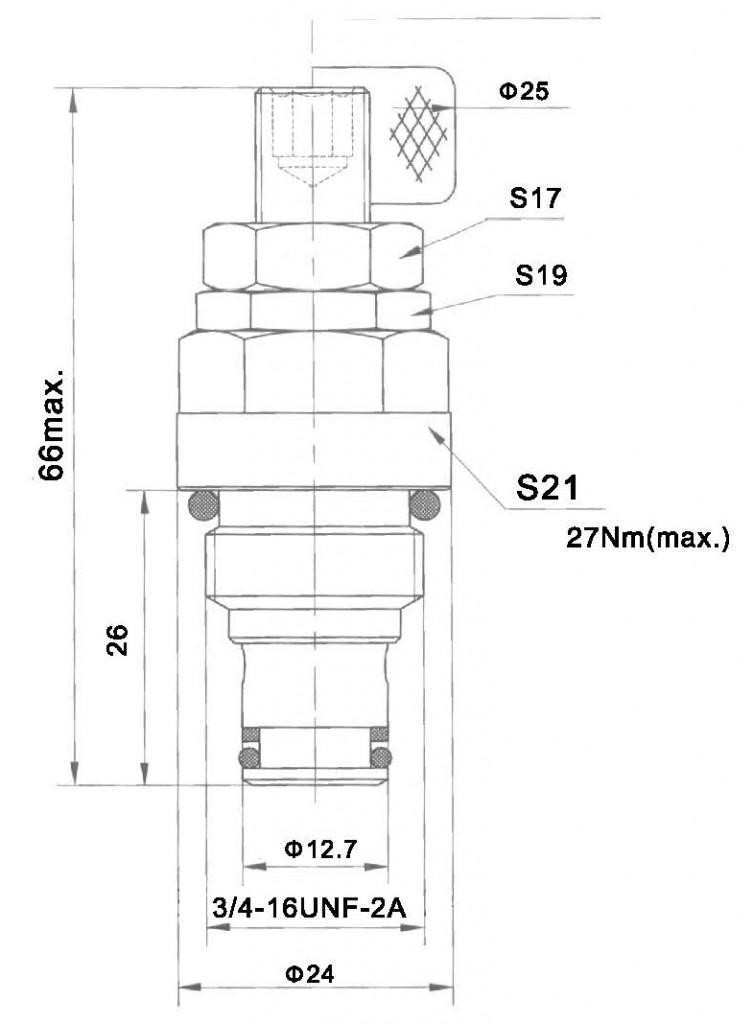 YF-06-00-00 dimensions torkhydraulics