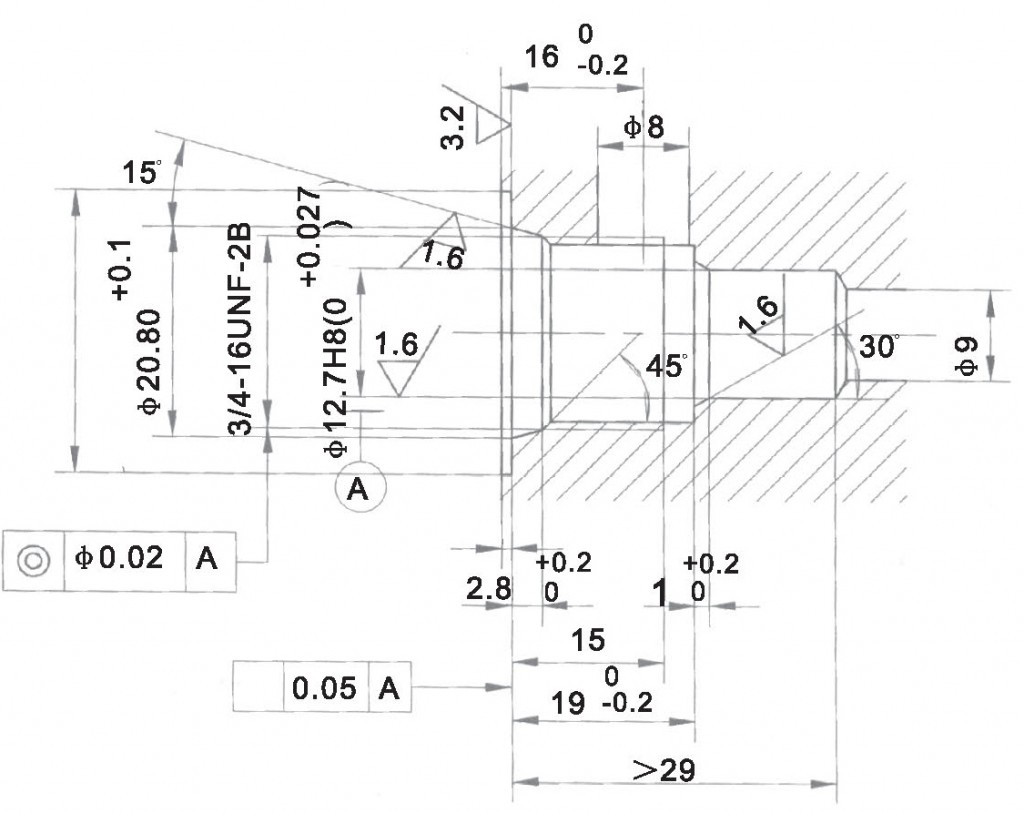YF-08-00-00 cavity dimensions torkhydraulics