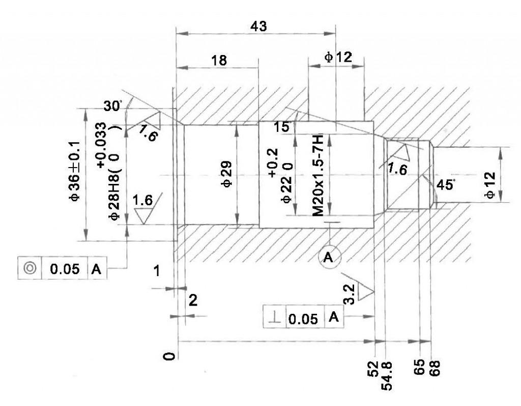 YF-08-03-00 cavity dimensions torkhydraulics