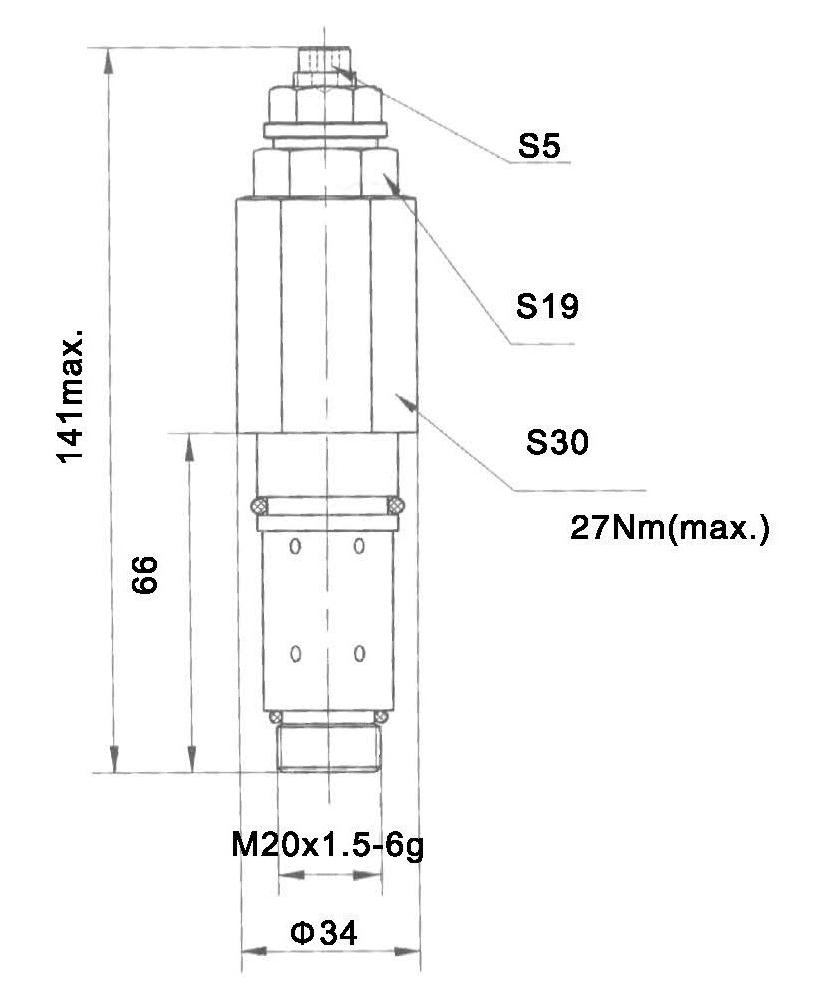 YF-08-03-00 dimensions torkhydraulics