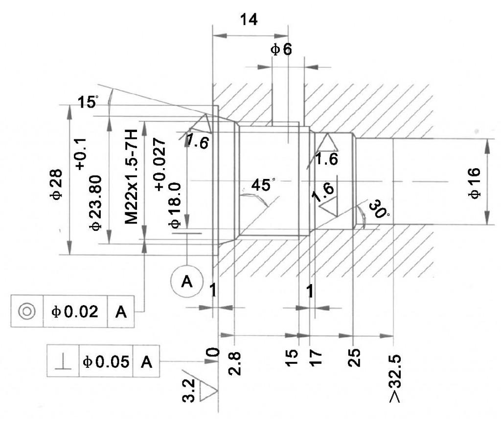 YF-08-08-00 cavity dimensions torkhydraulics
