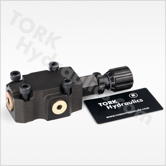 DB series remote control relief valves - Tork Hydraulics