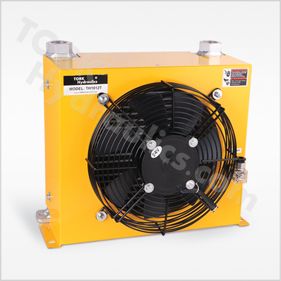 AH1012T - 100lit -24V - Series Air Cooler torkhydraulics